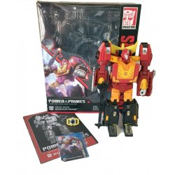 Transformers: Generations Power of the Primes Leader – Rodimus Prime