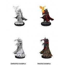 Pathfinder Battles Deep Cuts Unpainted Miniatures Cultist & Devil Case (6)