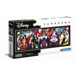 Disney Puzzle Villains