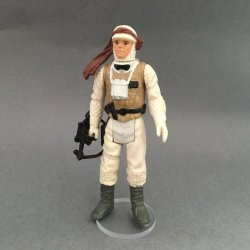 Star Wars: The Empire Strikes Back - Luke Skywalker (Hoth Battle Gear)