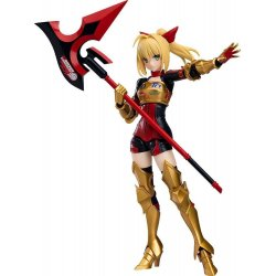 Good Smile Racing & Type-Moon Racing Figma PVC Action Figure Nero Claudius: Racing Ver. 13 cm