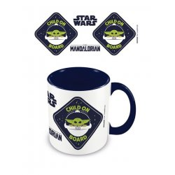 Star Wars Mug Child On Board