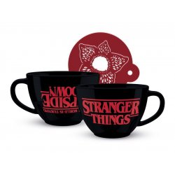 Stranger Things Mug The World is Turning Upside Down