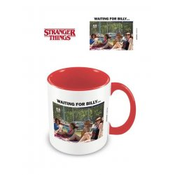 Stranger Things Mug Waiting for Billy
