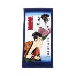Ukiyo-e Towel Japop Ukiyo-e 50 x 100 cm