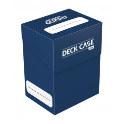 Ultimate Guard Deck Case 80+ Standard Size Blue