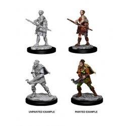 D&D Nolzur's Marvelous Miniatures Unpainted Miniatures Female Human Ranger Case (6)