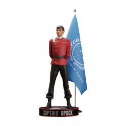 Star Trek II: The Wrath of Khan Statue 1/3 Leonard Nimoy as Captain Spock 66 cm