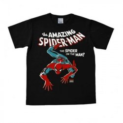 The Amazing Spider-Man - T-Shirt Easy Fit – Black