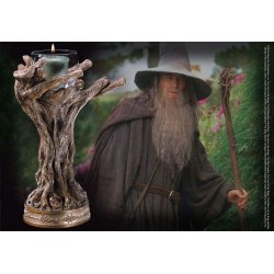 Lord of the Rings Candle Holder Gandalf the Grey 23 cm