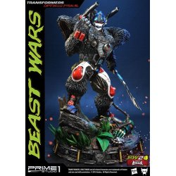 Transformers Beast Wars 1/3 Statue Optimus Primal 63 cm