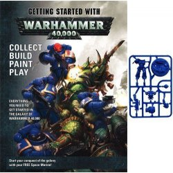 Warhammer Getting Started with Warhammer 40,000