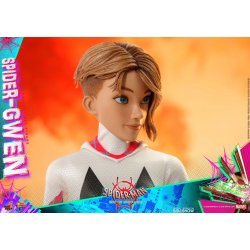 Spider-Man: Into the Spider-Verse Movie Masterpiece Action Figure 1/6 Spider-Gwen 27 cm