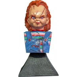 Bride of Chucky Mini Bust Chucky 15 cm
