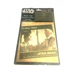 Star Wars - Book And Cassette Pack