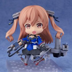 Kantai Collection Nendoroid Action Figure Johnston 10 cm