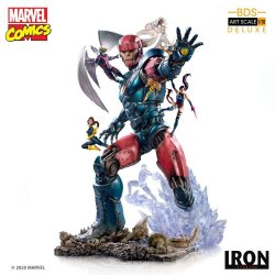 Marvel Comics BDS Art Scale Statue 1/10 X-Men Vs Sentinel 3 Deluxe 87 cm