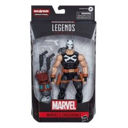 Marvel Legends Series Black Widow - Marvel's Crossbones