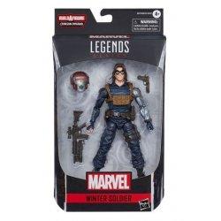 Marvel Legends Series Black Widow - Winter Soldier