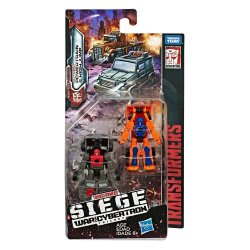 Transformers: War for Cybertron: Siege Micromasters - Powertrain & Highjump