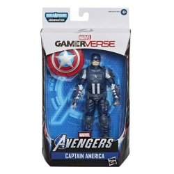 Marvel Legends Series Gamerverse - Captain America (Avengers Video Game)
