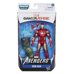 Marvel Legends Series Gamerverse - Iron Man (Avengers Video Game)