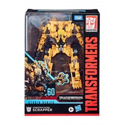 Transformers Studio Series Voyager Class Constructicon Scrapper (Transformers: Revenge of the Fallen)