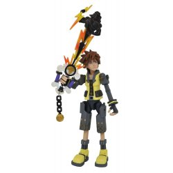 Kingdom Hearts 3 Action Figure Guardian Form Toy Story Sora 18 cm
