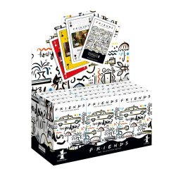 Friends Waddingtons Number 1 Playing Cards Display (12) *French Version*