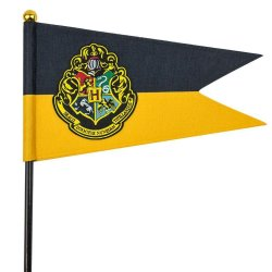 Harry Potter Pennant Flag Hogwarts