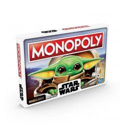 Star Wars The Mandalorian Board Game Monopoly The Child *German Version*