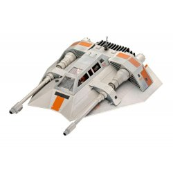 Star Wars Model Kit 1/29 Snowspeeder - 40th Anniversary 19 cm
