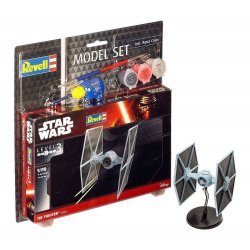 Star Wars Model Kit 1/110 Model Set TIE Fighter 9 cm