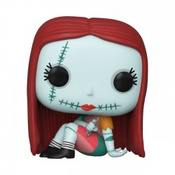 Nightmare before Christmas POP! Disney Vinyl Figure Sally Sewing 9 cm