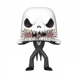 Nightmare before Christmas POP! Disney Vinyl Figure Jack (Scary Face) 9 cm