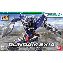 Gundam - GN-001 Gundam Exia HG00 1/144