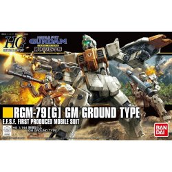 Gundam - RGM-79[G] GM Ground Type HGUC 1/144
