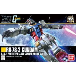 Gundam - RX-78-2 Gundam (revive) HGUC 1/144