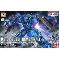 Gundam - MS-04 Bugu (Ramba Ral) HGGTO 1/144