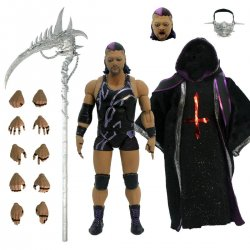 New Japan Pro-Wrestling Ultimates Action Figure Wave 2 Evil 18 cm
