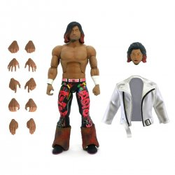 New Japan Pro-Wrestling Ultimates Action Figure Wave 2 Hiromu Takahashi 18 cm