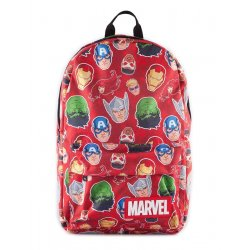 Marvel Backpack Marvel Characters AOP