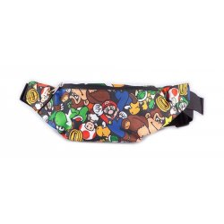 Nintendo Belt Bag Super Mario AOP