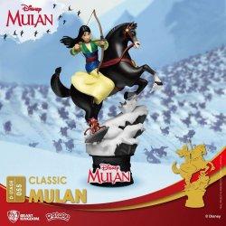 Disney D-Stage PVC Diorama Mulan 18 cm
