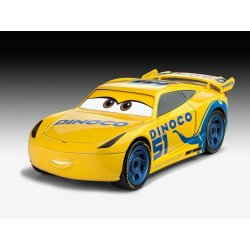 Cars Junior Kit Model Kit with Sound & Light Up 1/20 Cruz Ramirez