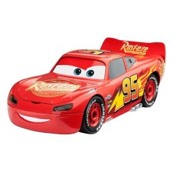 Cars Junior Kit Model Kit with Sound & Light Up 1/20 Lightning McQueen