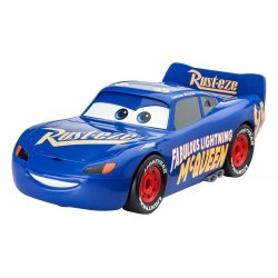 Cars Junior Kit Model Kit with Sound & Light Up 1/20 The Fabulous Lightning McQueen