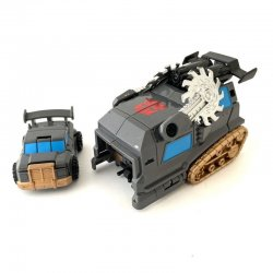 Transformers Bot Shots Bot Shot Launchers: Ironhide with launcher