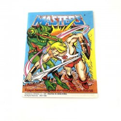 Masters Of The Universe – Leech - The Master of Power Suction Unleashed! (FR/IT Mini Comic)