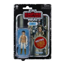 Star Wars Episode V Retro Collection - Leia (Hoth)